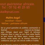 Angel marabout medium sur Paris et IDF