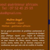 Angel marabout medium sur Paris et IDF